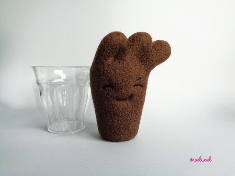 Chok Art Toy collection Delicio - droolwool | ello