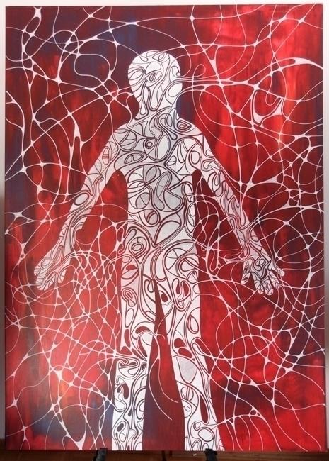 Humanoid (7 year nephew, scale  - juc27 | ello
