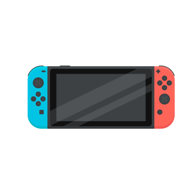 SWITCH  - switch, nintento, gaming - flinton | ello