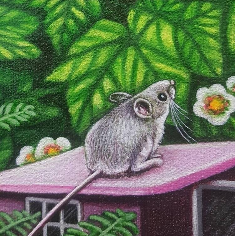 small detail mouse great bear r - brandymasch | ello