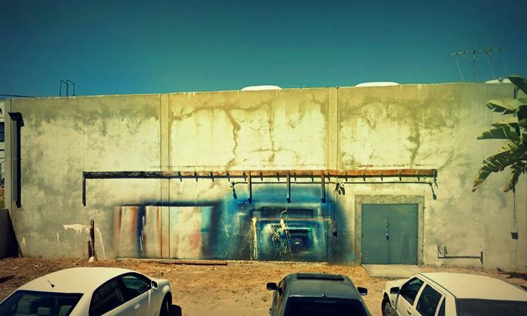Ed Exterior Studio - rephotography - dispel | ello