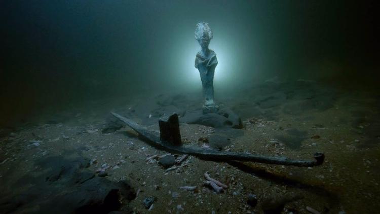 Encuentran tres naufragios de l - codigooculto   ello