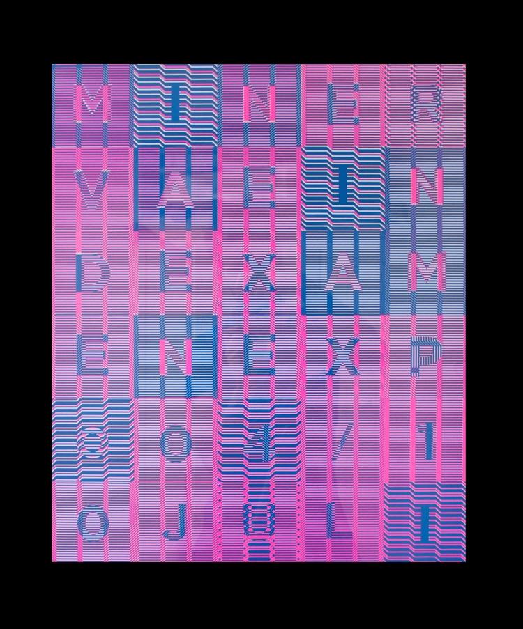 Silkscreen Poster Design 2015 F - andonni | ello