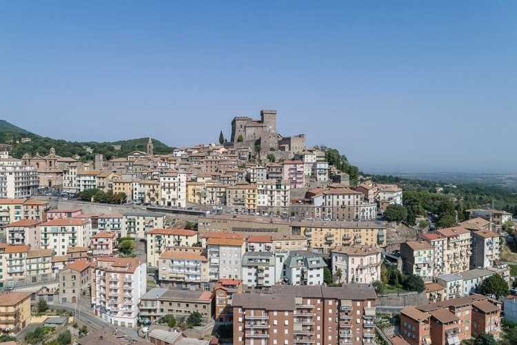 Italy - Soriano nel Cimino (VT - gogofly | ello