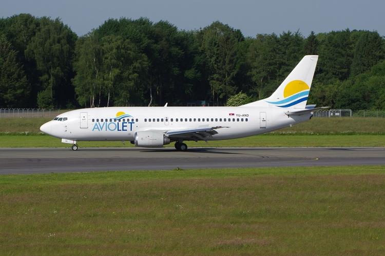 Aviolet B737, Hamburg 11.06.201 - brummi | ello