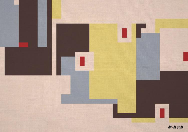 composition-31 - art, contemporary - gfgalli   ello