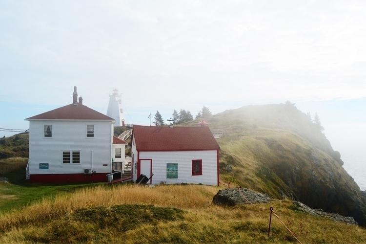 Grand Manan Lighthouse Wow. Blo - sarros_photography | ello