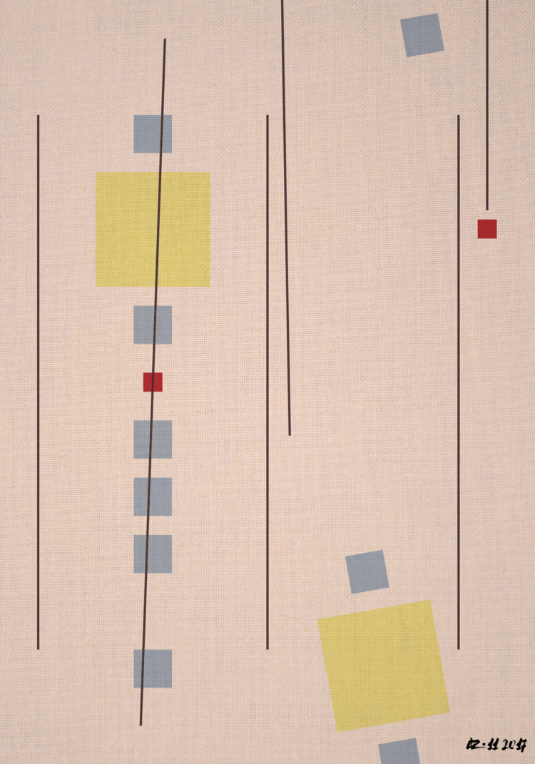composition-32 - art, contemporary - gfgalli   ello