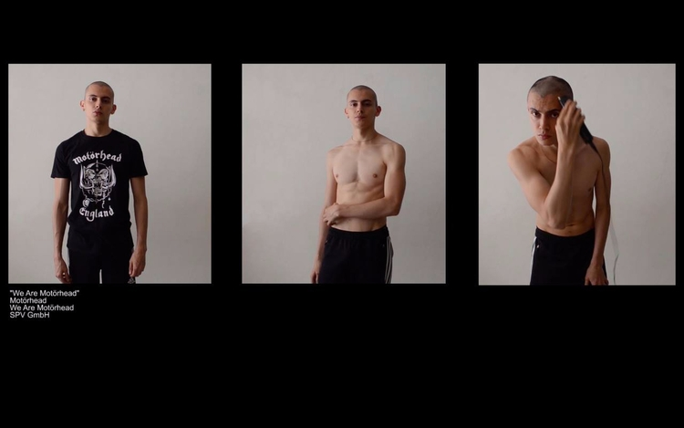 HIVIDEO 2017 'Screen Test' Mate - johnhopper | ello