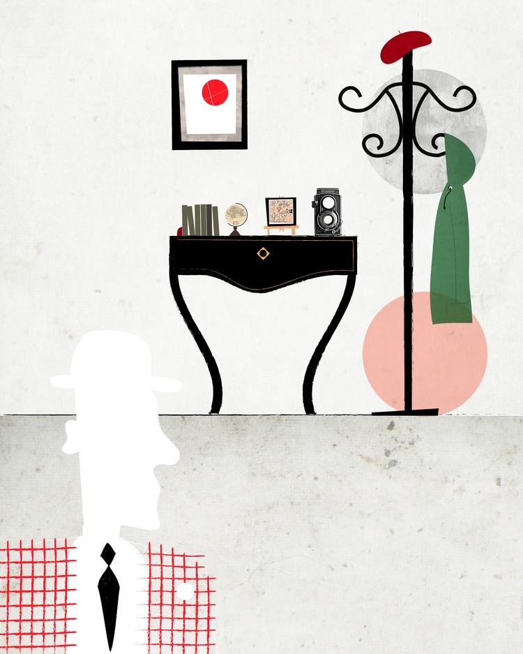 style class. Serie Style - vintage - paullataburu | ello