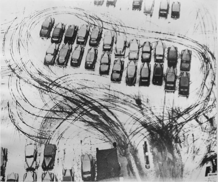 lot László Moholy-Nagy, 1938 - Parking - bauhaus-movement | ello