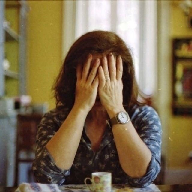 Mom - filmisnotdead, analog, 35mm - madalenajs | ello