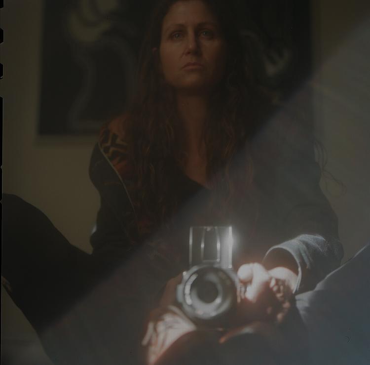 tired, selfportrait, shotonfilm - teetonka   ello