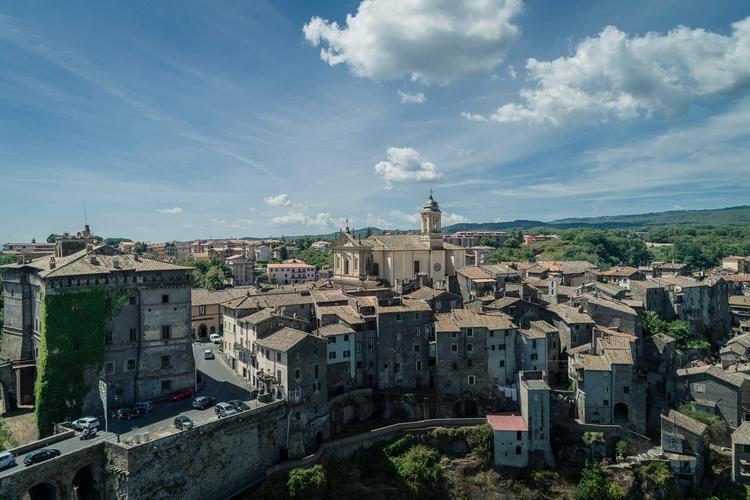 Italy - Vignanello (VT) oldest  - gogofly | ello