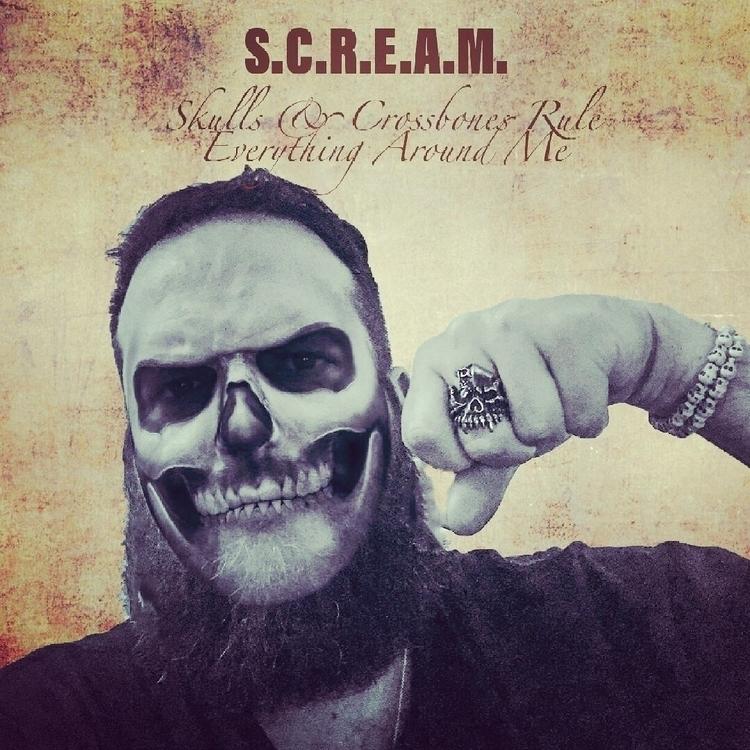 - Skulls Crossbones Rule SCREAM - nothus | ello
