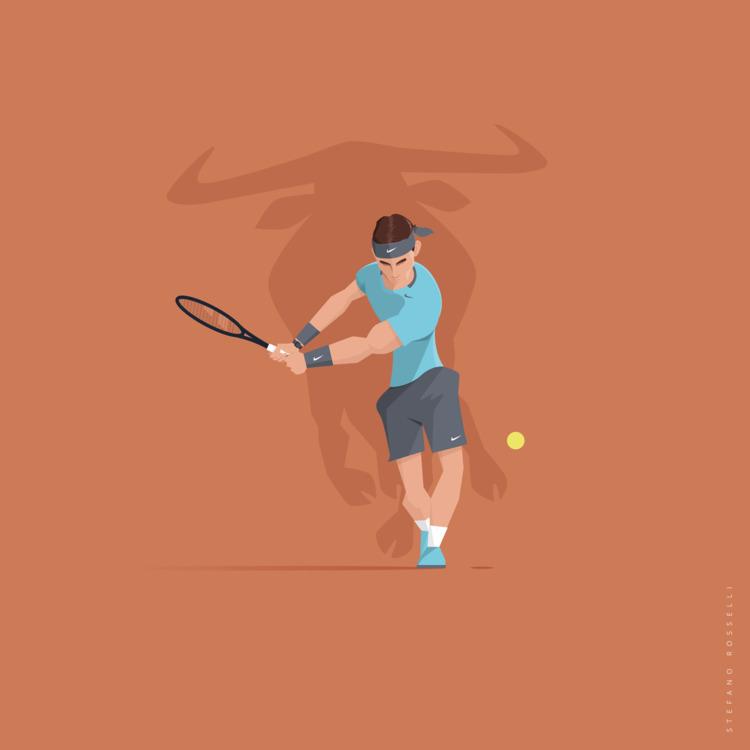 Rafael Nadal | Hidden Beasts se - stefrosselli | ello