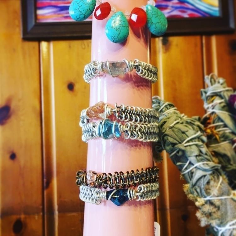 5 signature gemstone handmade c - mermaidtearshawaii | ello