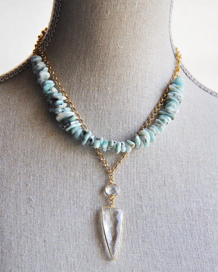 Love necklaces adjustable lengt - fawinginlove | ello