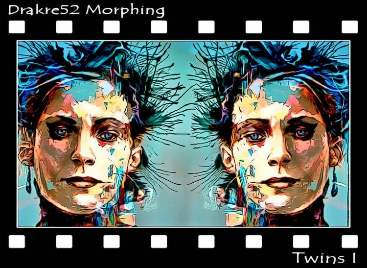 Twins Morphing. Film: Page: mus - drakre52 | ello