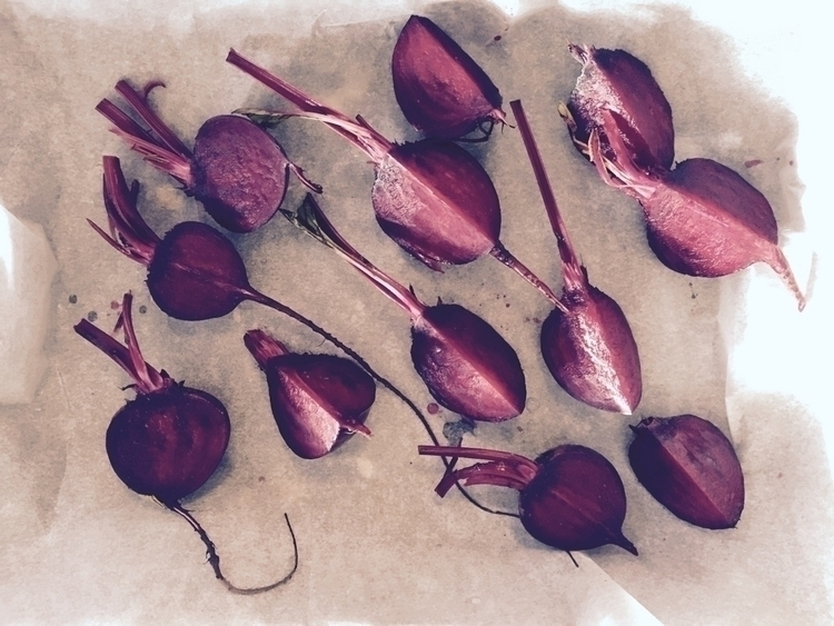 ello, beetroot, purple, cooking - darkskieskindeyes | ello