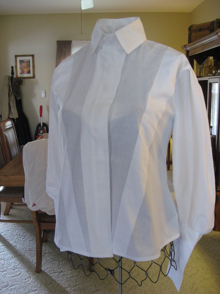 Victorian shirt-waist construct - althornhill | ello