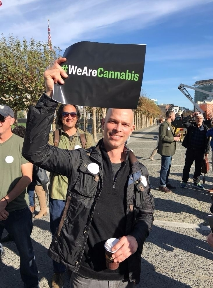San Francisco Cannabis Rally - cannabis - ellocannabis | ello