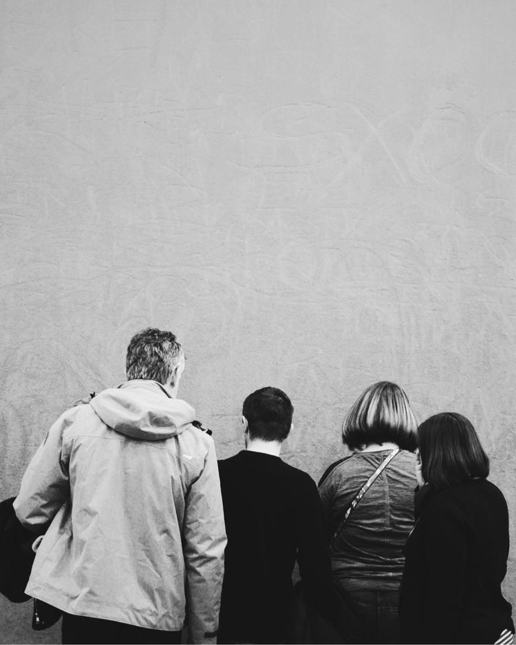 London 03.17 - People turned - photography - timgautrey | ello