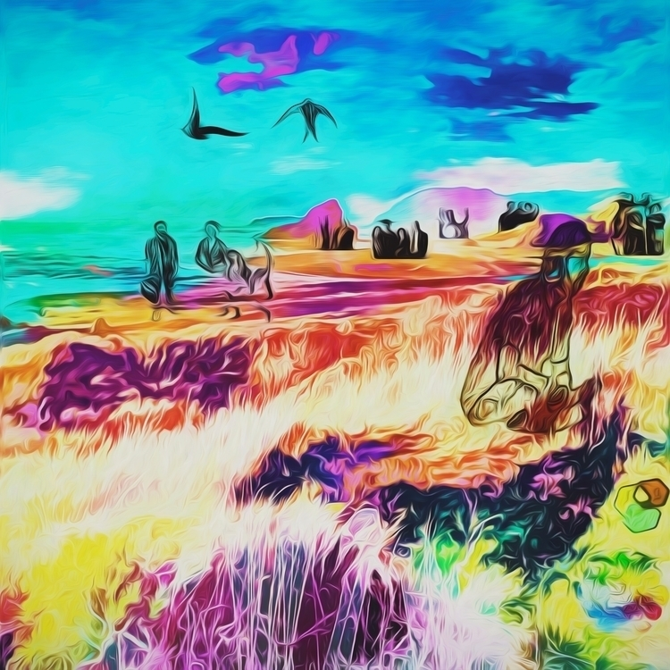 piece titled Isolation, intimat - anauthenticpiece | ello