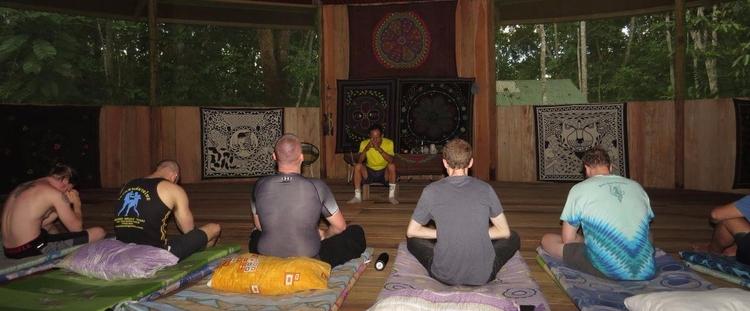 ayahuasca retreat center Peru?  - stanleythomas | ello