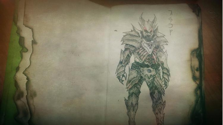 dessin, jeuxvideo, dungeonanddragons - dark_uroboros | ello