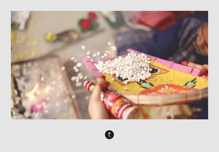 Bengali Wedding | ••• Haldi Cer - isukantapal | ello