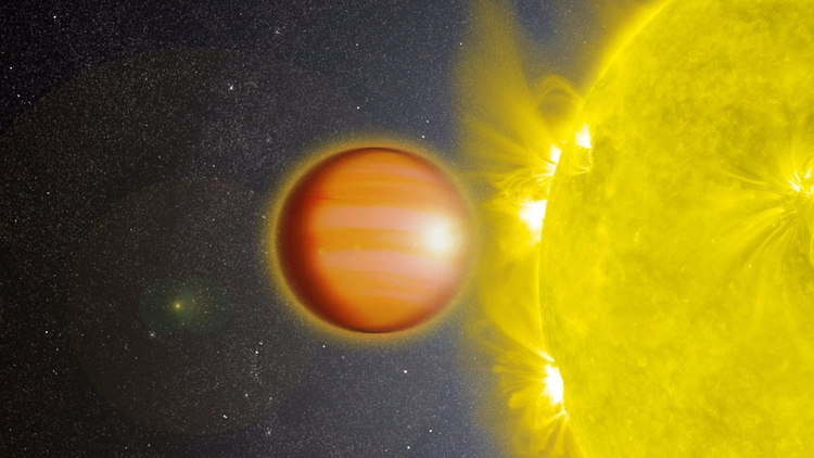 Este exoplaneta se parece nada  - codigooculto | ello