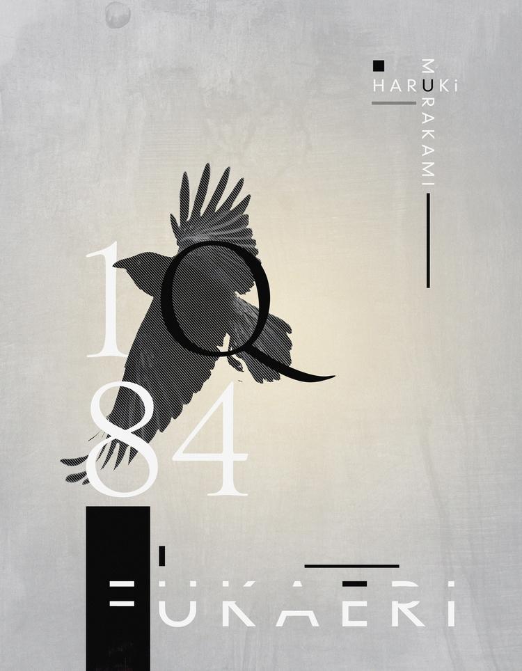 1Q84 NastPlas Inspired Haruki M - nastplas | ello