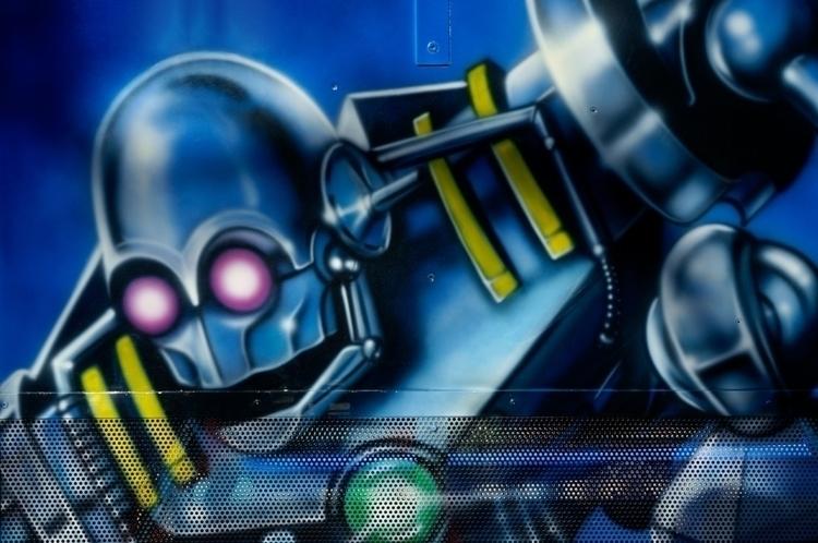 mission robot precision - photography - marcushammerschmitt | ello