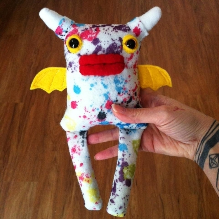 started making toys working lil - lynetteemay | ello