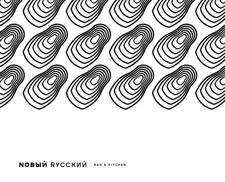 restaurant. identity. Russian'  - designerus | ello