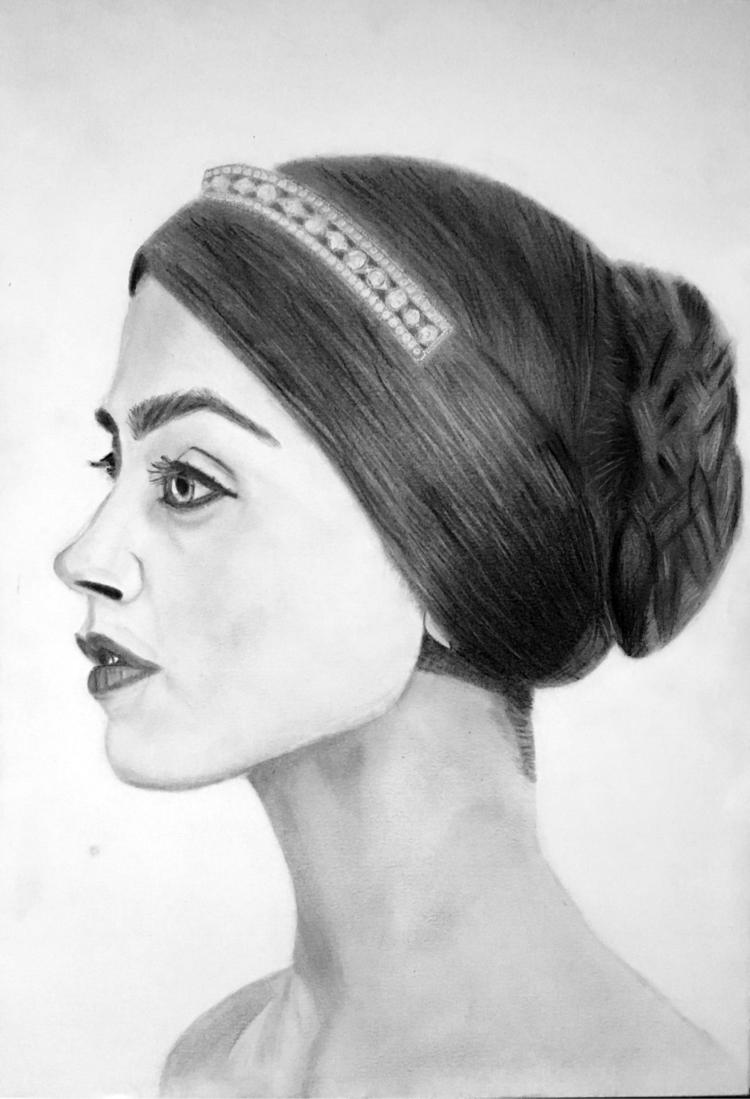 'Victoria - sketch, drawingideas - jellytots | ello