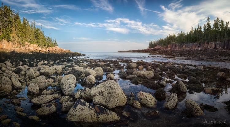 Tide - Acadia National Park, Mt - joemeirose | ello