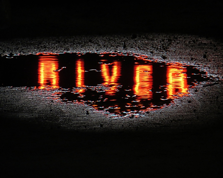 River - photography, reflection - kenlong | ello