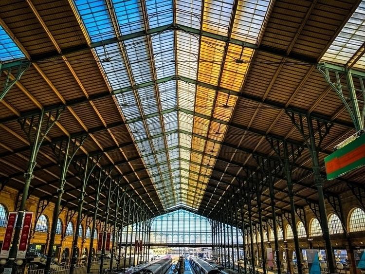 paris, France, train, Eurostar - phillowry | ello