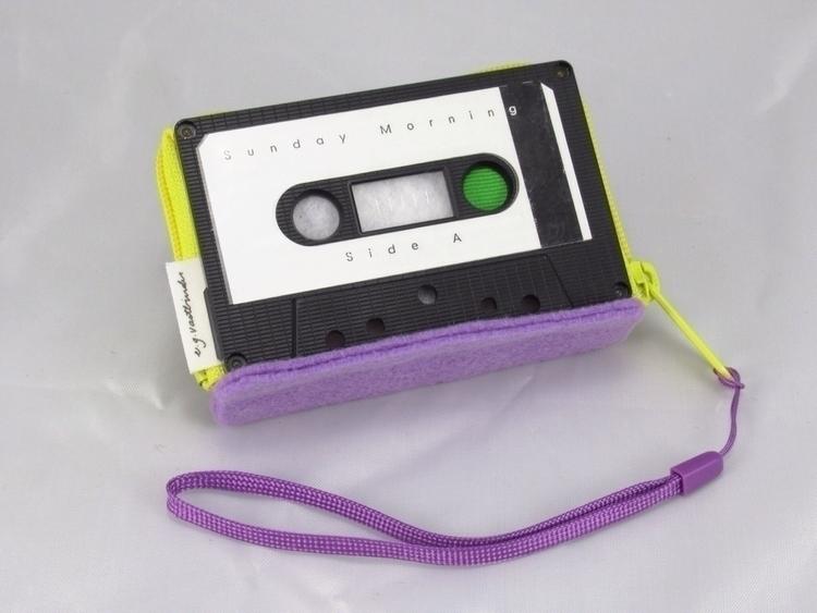 Lots Cassette Tape Wallets shop - egvastbinder | ello