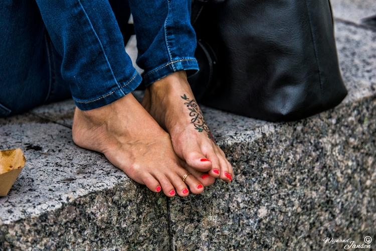 Foot foot - artmen   ello