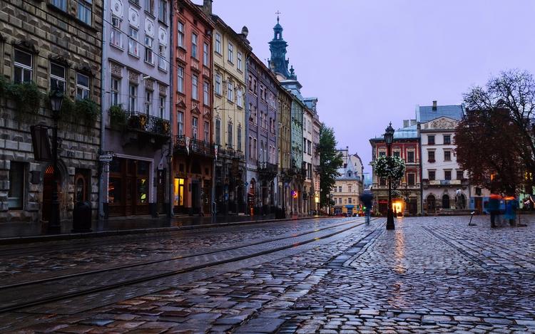 city ? Lviv  - szklarska | ello