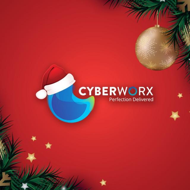 Design, Cyberworx, New_Year, MerryChristmas - cyberworxtech | ello