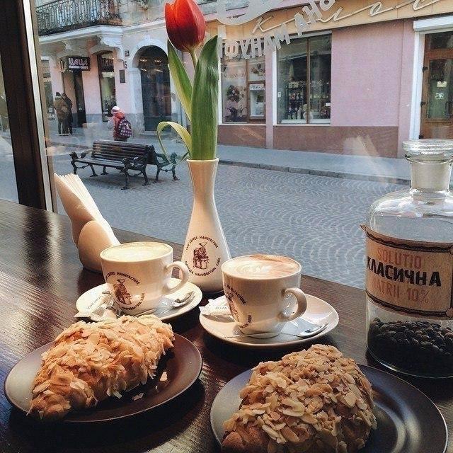 coffee time Lviv (Ukraine) Subm - szklarska | ello