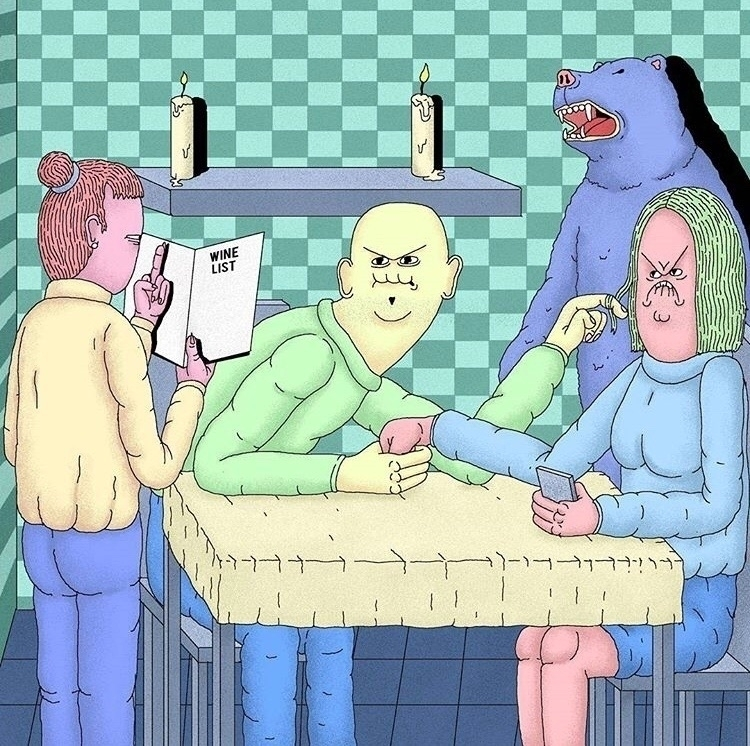 🅑🅛🅞🅖 illustrations Alex Gamsu J - neoncart | ello