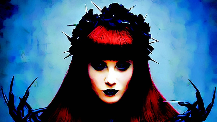 Gothic morphing GIF gif: Film:  - drakre52 | ello