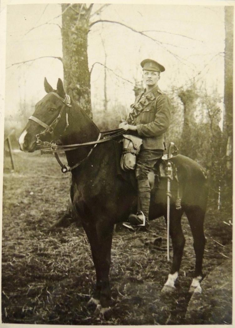 WW1 Lance Corporal Harold Mugfo - markmck | ello