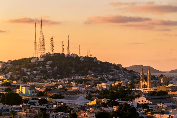 mazatlan, mexico, sinaloa, sunset - _samjay_ | ello