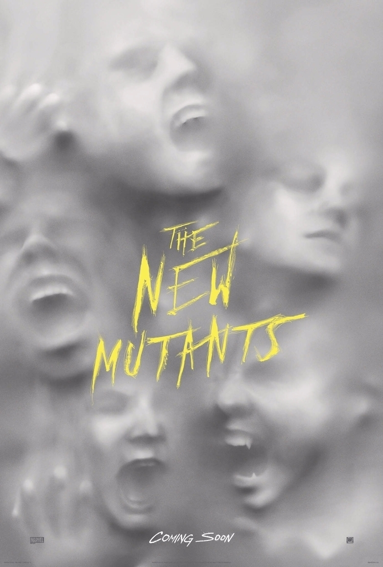 Mutants - FIRSTLOOK, teaser, poster - craigcalder | ello